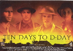 TEN DAYS TO D-DAY